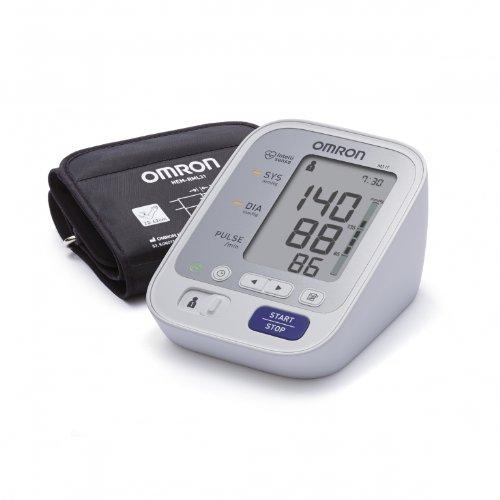 24 opinioni per Omron M3 IT Misuratore di Pressione da Braccio Digitale, Sensore di Irregolarità