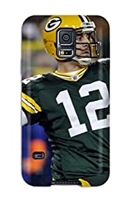High-end Case Cover Protector For Galaxy S5(aaron Rogers Pictures ) by icecream design
