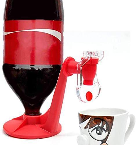 gfjfghfjfh Retter-Soda-Zufuhr der magische Hahn Trinkwasser f/ührt Flasche auf dem Kopf von Coca-Cola-Getr/änk-Zufuhr-Party-Bar