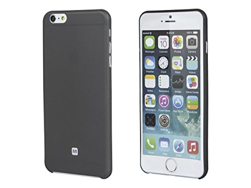 Monoprice Ultra-thin Shatter-proof Case for 5.5-inch iPhone 6 Plus and 6s Plus...