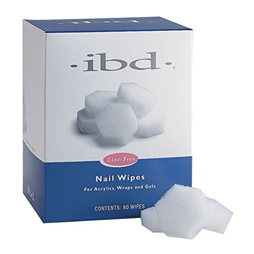 IBD Nail Lint Wipes Count product image