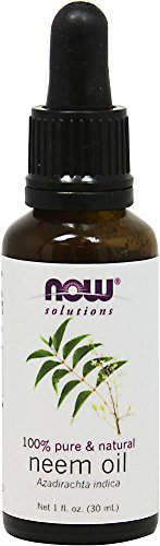 NOW Foods Neem Oil 100% Pure & Natural-1 Oil