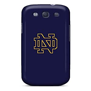 Snap-on Case Designed For Galaxy S3- Notre Dame Logo