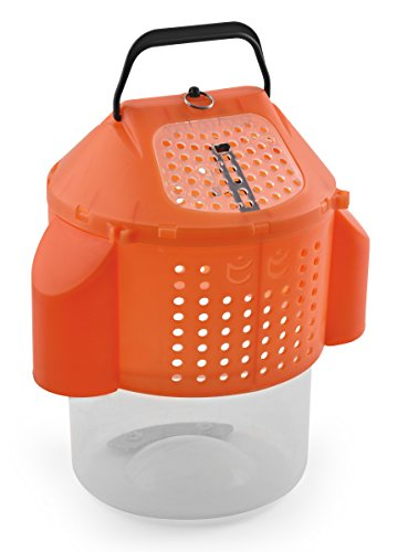 South Bendsouth Bend Collapsible Bait Bucket,Orange
