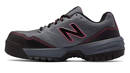pink Balance New 589 6 5 Composite Toe Grey Shoe Training Women's TCCxnqvdUw