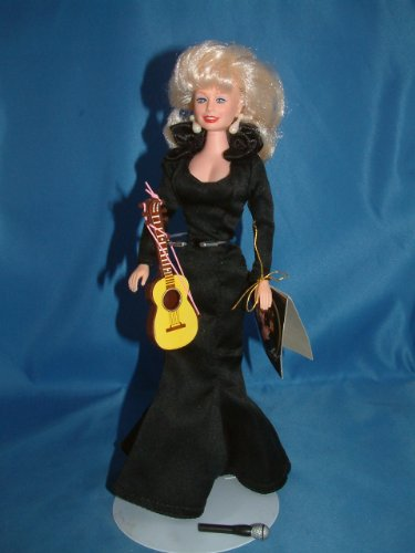 (Limited Collectors Edition Dolly Parton - Black Dress & Accesories)