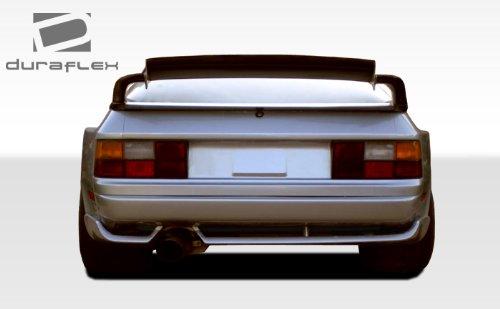 1977 - 1988 Porsche 924 944 Turbo DuraFlex Look cuerpo Kit - 8 piezas - incluye turbo 944 Look parachoques delantero, (105393) Turbo 944 Look paneles ...