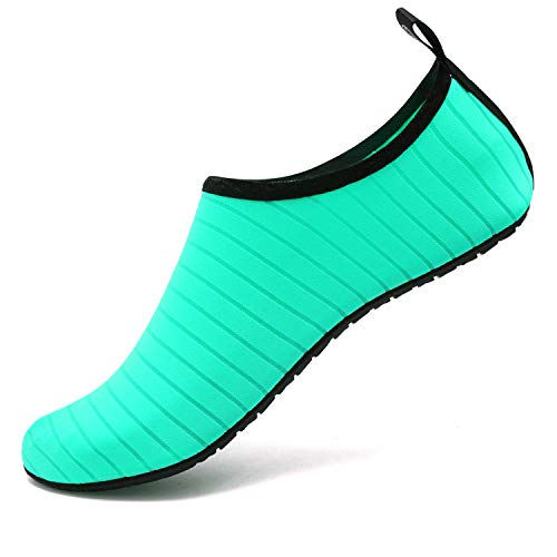 VIFUUR Water Sports Unisex/Kids Shoes Green - 11-12 W US / 9.5-10.5 M US (42-43) from VIFUUR