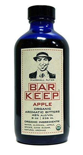 Bar Keep Organic Apple Bitters 8oz (Bar Apple Organic)
