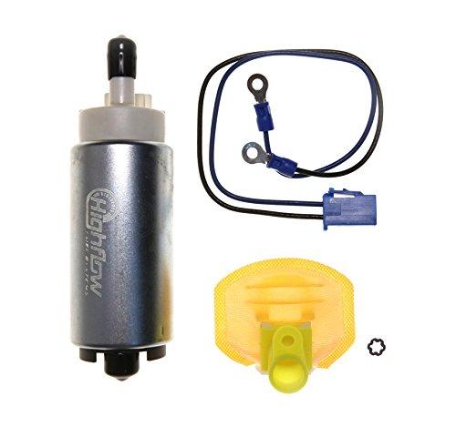 HFP 382s Kawasaki Ninja ZX 6R/ZX 10R/zx636 2003 –  2007 ZX 10R/zx1000 2004 –  2007 di ricambio per pompa carburante con setaccio e Installation Kit di montaggio