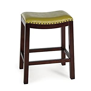 Amazon Com Belham Living Hutton Backless Counter Stool