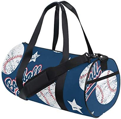 ボストンバッグ 野球と星 ジムバッグ ガーメントバッグ メンズ 大容量 防水 バッグ ビジネス コンパクト スーツバッグ ダッフルバッグ 出張 旅行 キャリーオンバッグ 2WAY 男女兼用
