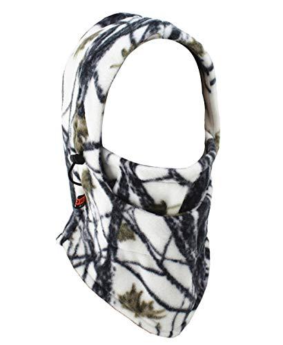 GANWAY Unisex Winter Ski Hat Men Outdoors Camouflage Function Headgear Cs Cap Women Defence Hood Cycling Mask Balaclava Beanies (TTMC03)
