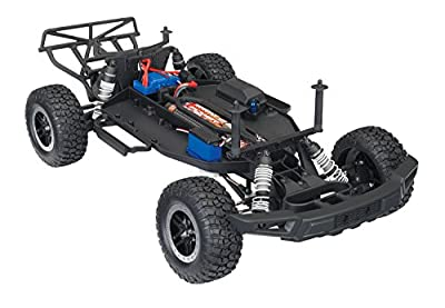 Traxxas 2017 Ford Raptor RTR 1/10 2WD Truck w/TQ 2.4GHz Radio, Battery & DC Charger (Colors Vary)