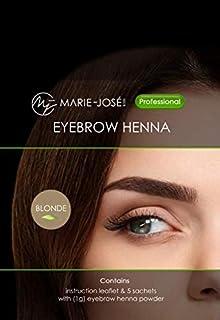 Verona Henna Cream for Eyebrows and Lashes - Brown: Amazon ...