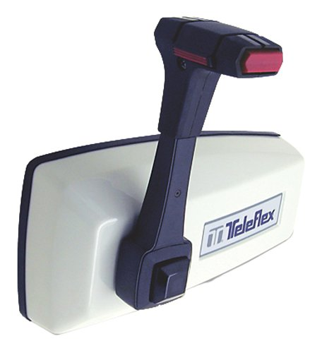 Teleflex CH2700 Universal Outboard Marine Side Mount Control Box with Trim Switch