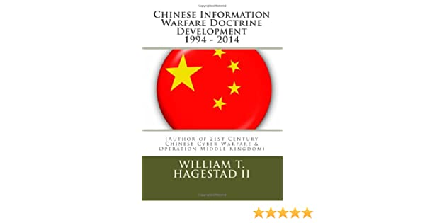 Chinese information operations and information warfare