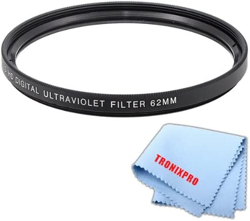 Ultraviolet UV Multi-Coated HD Glass Protection Filter for Sigma 18-250mm f//3.5-6.3 DC OS HSM IF Lens