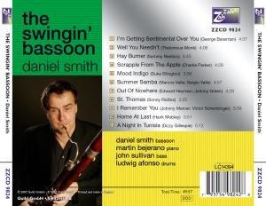 Swingin Bassoon by Zah Zah
