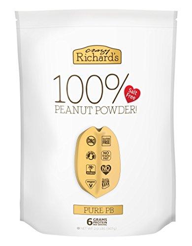 UPC 074822000029, Crazy Richards Pure PB - 2 Pound Resealable Pouch