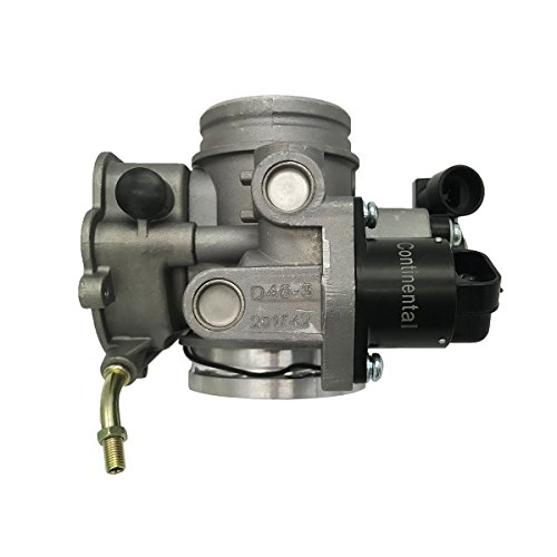 JA-ALL Throttle Body Throttle Assy for Hisun 700cc UTV HS700 16100-F39-0002