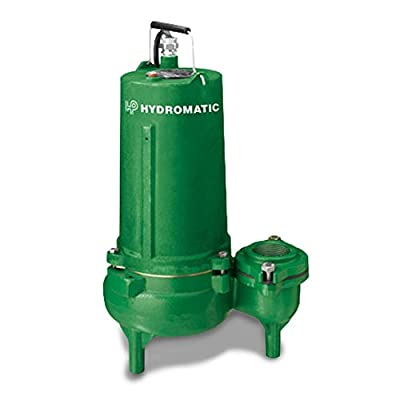 Hydromatic SK100M2 Cast Iron Sewage Pump