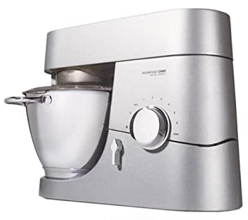 amazon.de: kenwood km 010 küchenmaschine titanium chef / 1400 watt ... - Kenwood Küche