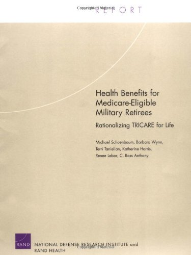 Health Benefits For Medicare Eligible Military Retirees  Rationalizing Tricare For Life