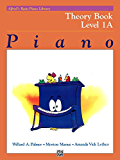 Alfred's Basic Piano Library - Theory Book 1A: Learn How to Play Piano with This Esteemed Method