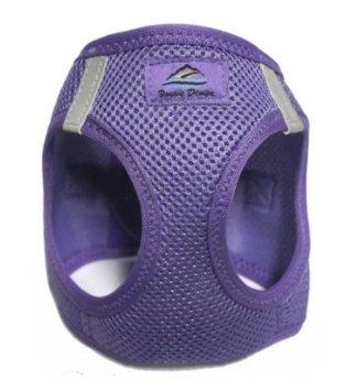 American River Ultra Choke-free Harness (Purple, Medium (Chest 16