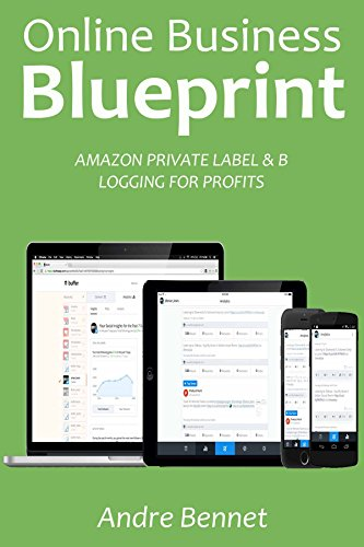 ONLINE BUSINESS BLUEPRINT: AMAZON PRIVATE LABEL & BLOGGING FOR PROFITS