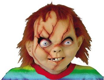 WMU Chucky Seed of Latex Mask