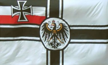 Imperial Germany Flag