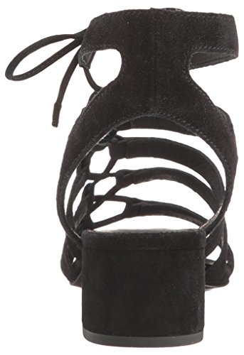 Black Dress Frye Side Sandal Women's Ghillie Chrissy qUpaF