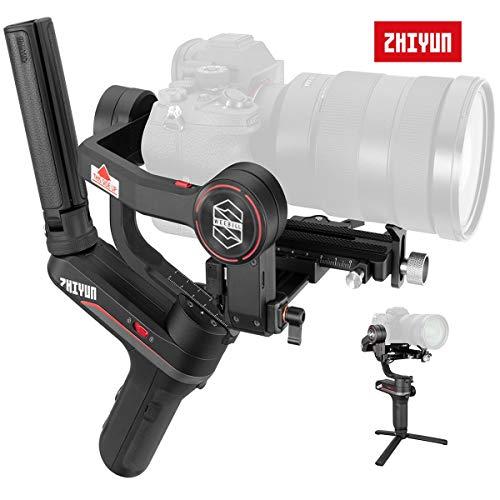 Zhiyun WEEBILL S Gimbal Stabilizer (Standard Package), Zhiyun-Weebill-s-DSLR-Gimbal