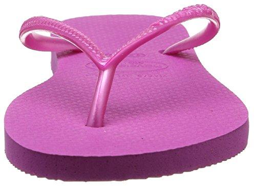 Slim Havaianas Tongs Rose Femme 4184 pink 1qnxdn0wr