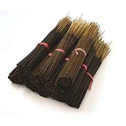 100 Incense Sticks - Frankincense & Myrrh by True Goddess Fragrances