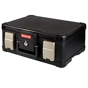HMF - Maletín para documentos o caja de raudales impermeable (40,7 x 32 x 16, 6cm, tamaño DIN A4)