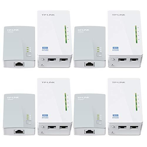 wireless wifi range extender powerline