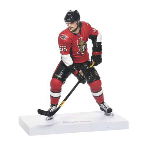 McFarlane Toys NHL Series 33 Erik Karlsson Ottowa Senators Action Figure (Mcfarlane Toys Hockey)