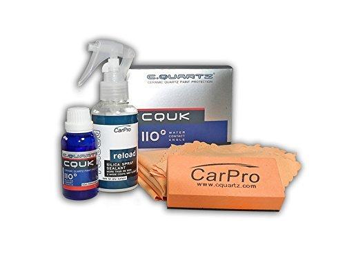 CarPro Cquartz UK 50 Milliliter Kit w/ Reload