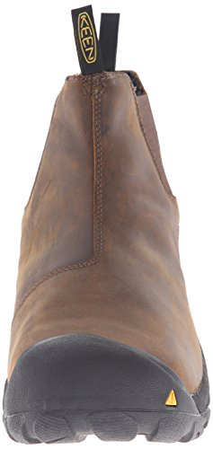Acuta Utilità Mens Detroit Slip-on Boot, Cascade Brown, 7 Ee Us