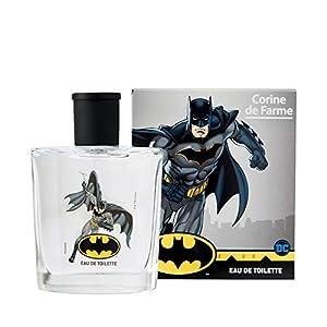 Corine de Farme – Eau de Toilette Fraîcheur Batman – Parfum pour Enfant dès 3 Ans – Formule Clean Beauty – Fabrication…