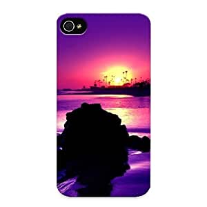 F1a16381328 Rightcorner Awesome Case Cover Compatible With Iphone 4/4s - Sunset