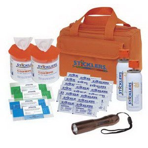 Sticklers Fiber Optic Cleaning Kit by MICRO CARE CORPORATION