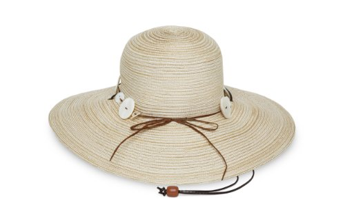 Sunday Afternoons Women's Caribbean Hat, Dune, One Size