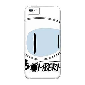 Tough Iphone VZTdUaY2958ksmwl Case Cover/ Case For Iphone 5c(logo Bomber)