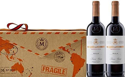 Marqués de Murrieta Estuche Especial 2 Botellas, 0.75: Amazon.es: Alimentación y bebidas