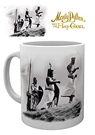 1art1 Monty Python - and The Holy Grail, Los Caballeros De La Mesa ...
