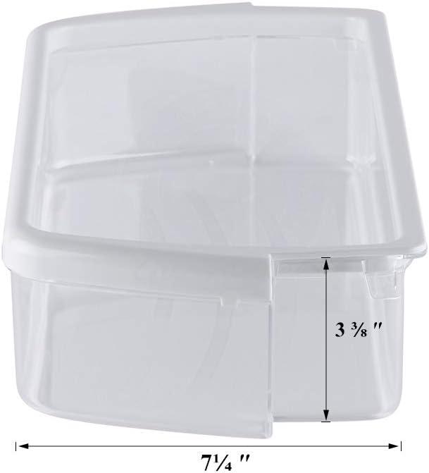 Compatible with WPW10321304 Door Bin 2-Pack W10321304 Refrigerator ...